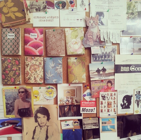 Inspiration. Behind the scene @homehotelba #moodboards #homebuenosaires #homehotel #smithstagran #smithsday #lovemyjob