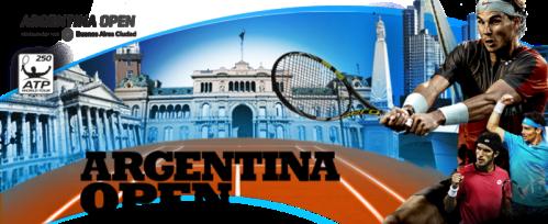 Argentina Open ATP Buenos Aires